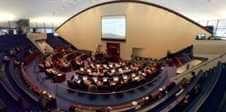 Toronto: City Hall Council Chamber